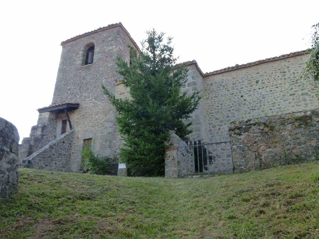 Parish Church, currently chapel Saint-Medard-and-Saint-Loup, French Heritage monument to St laurent rochefort.