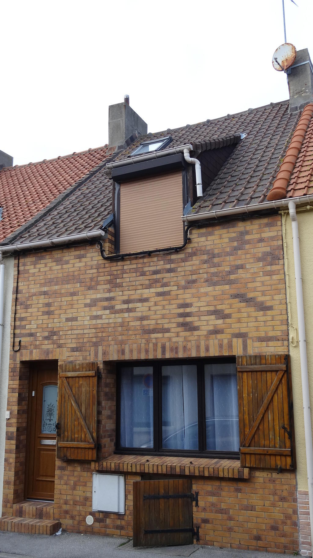 Maison de Pêcheur 13 rue Notre-Dame à Le portel.