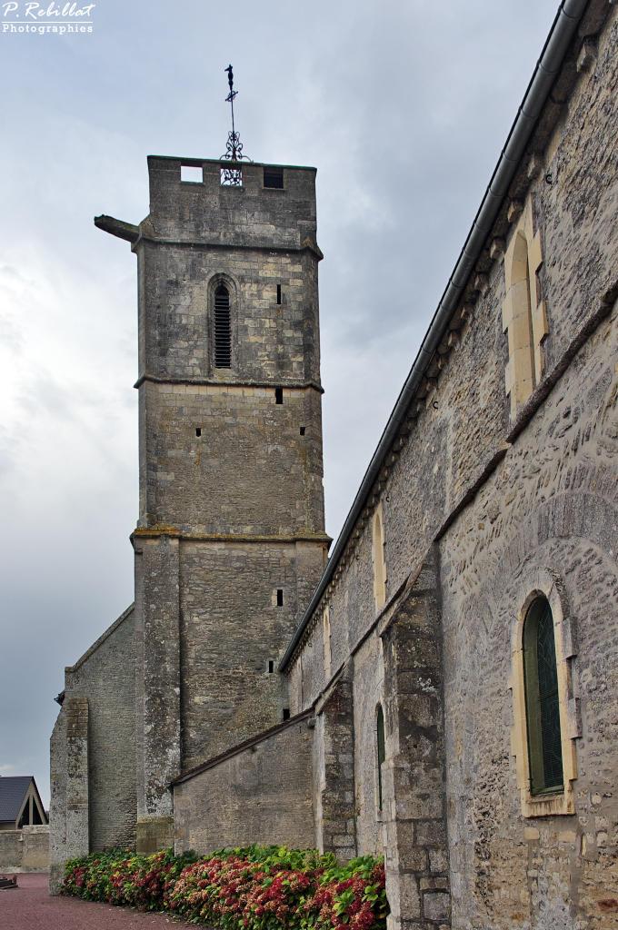 Eglise saint vigor colleville montgomery calvados for Garage ad colleville montgomery