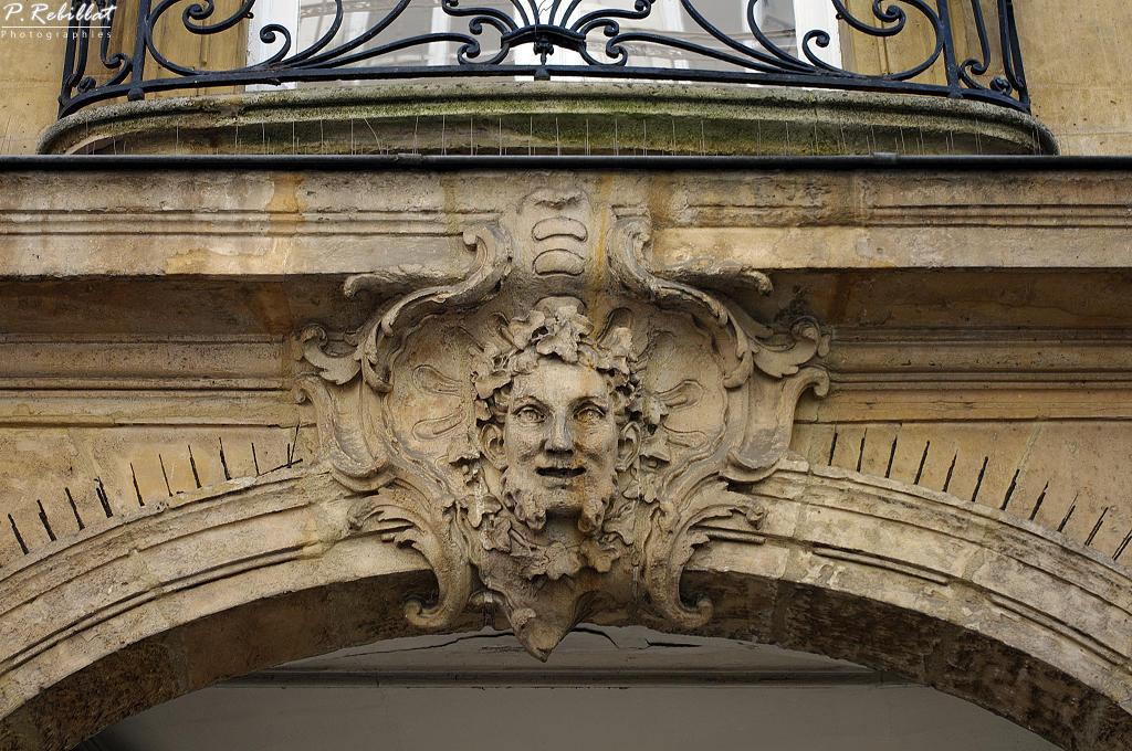 Hôtel de Vieuville à Paris 6eme arrondissement.