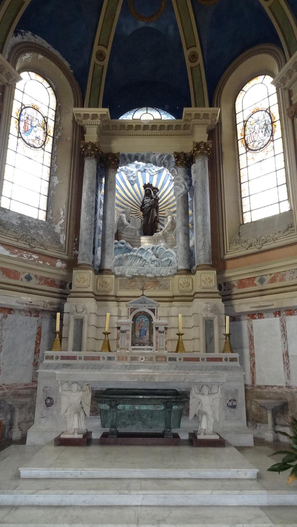 Notre-Dame de Boulogne, French Heritage monument to Boulogne sur mer.