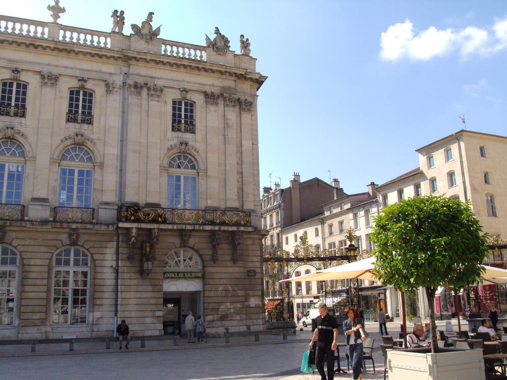 City Hall, French Heritage monument to Nancy.