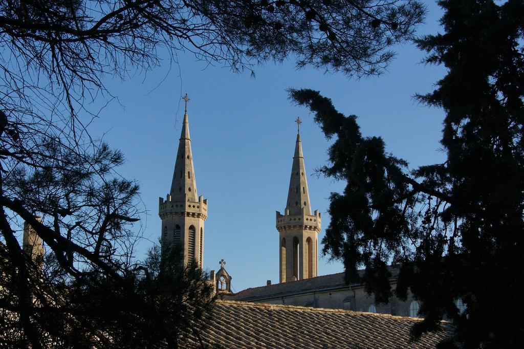 Abbaye Saint-Michel de Frigolet à Tarascon.
