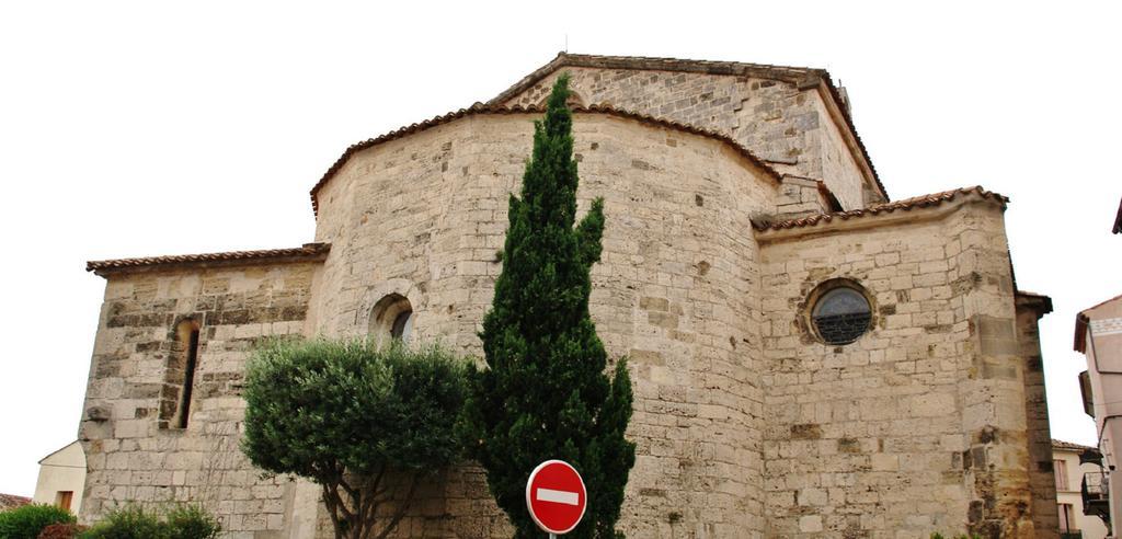 Eglise paroissiale à Magalas.