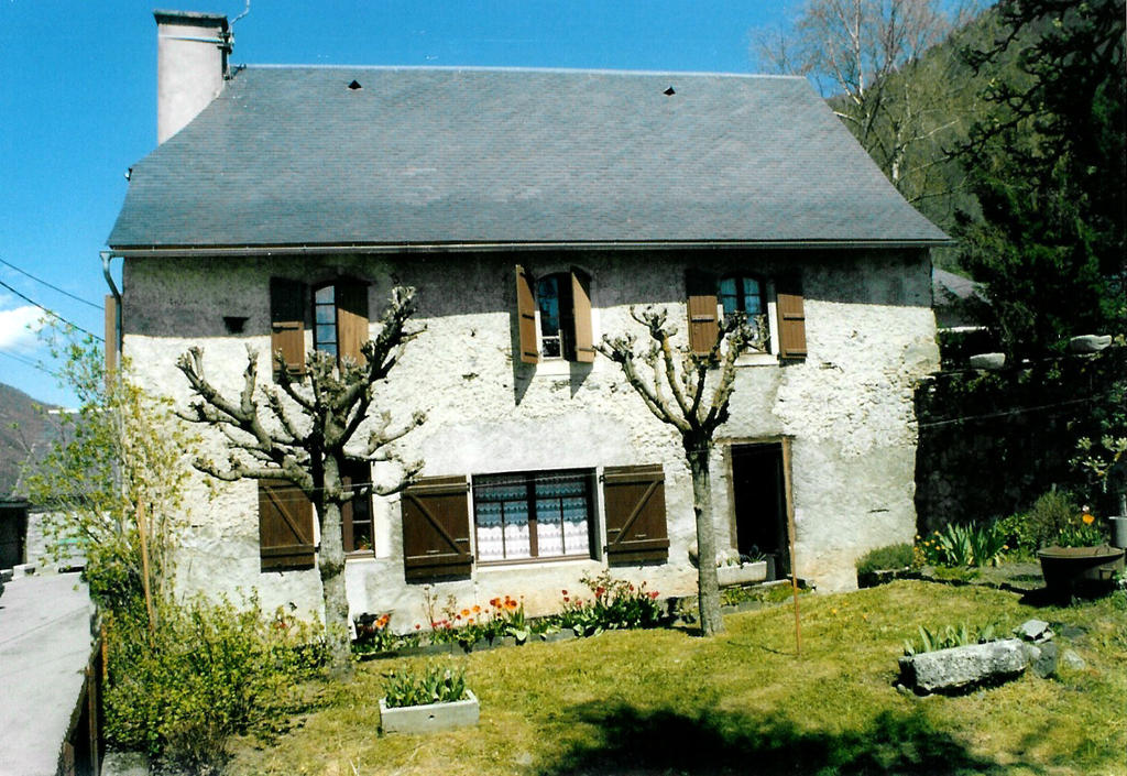 Home Arbaye, French Heritage monument to Grezian.