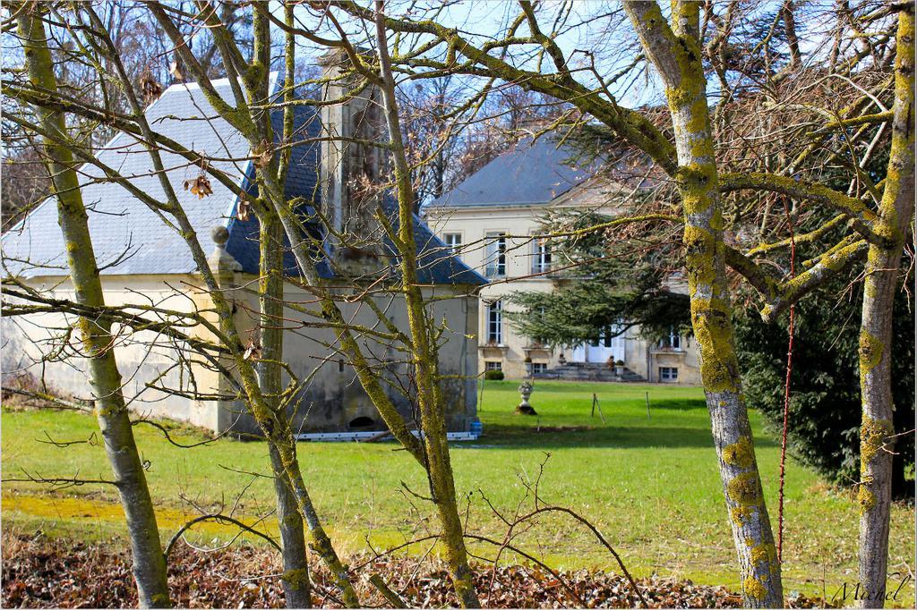 Château  lieu dit Fierville à Fierville bray.