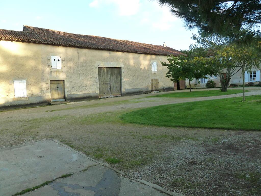 Ferme  lieu dit la Malinerie à Aslonnes.
