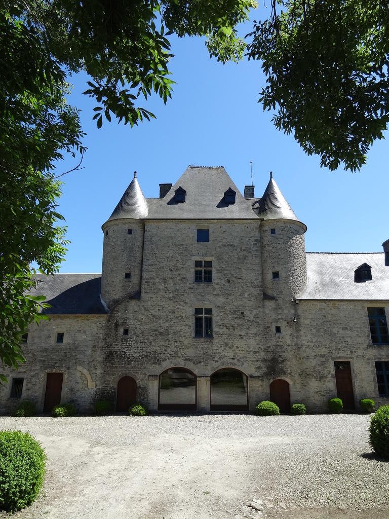 Old Castle, French Heritage monument to Ste marie du mont.