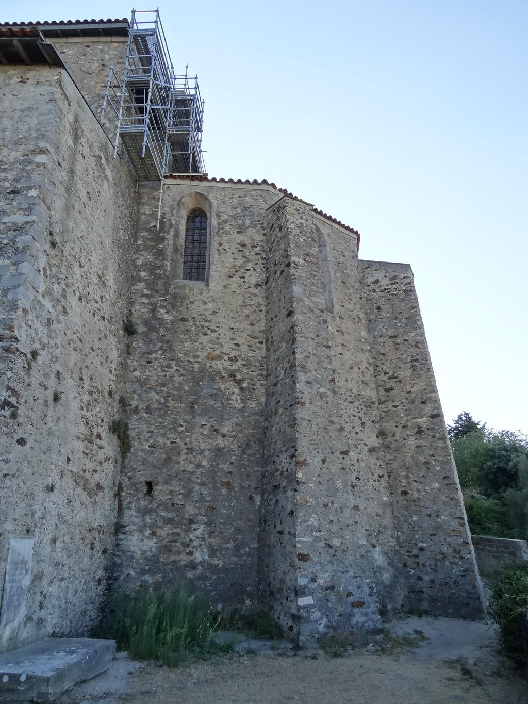 Eglise Saint-Pierre-aux-Liens à Six fours les plages.