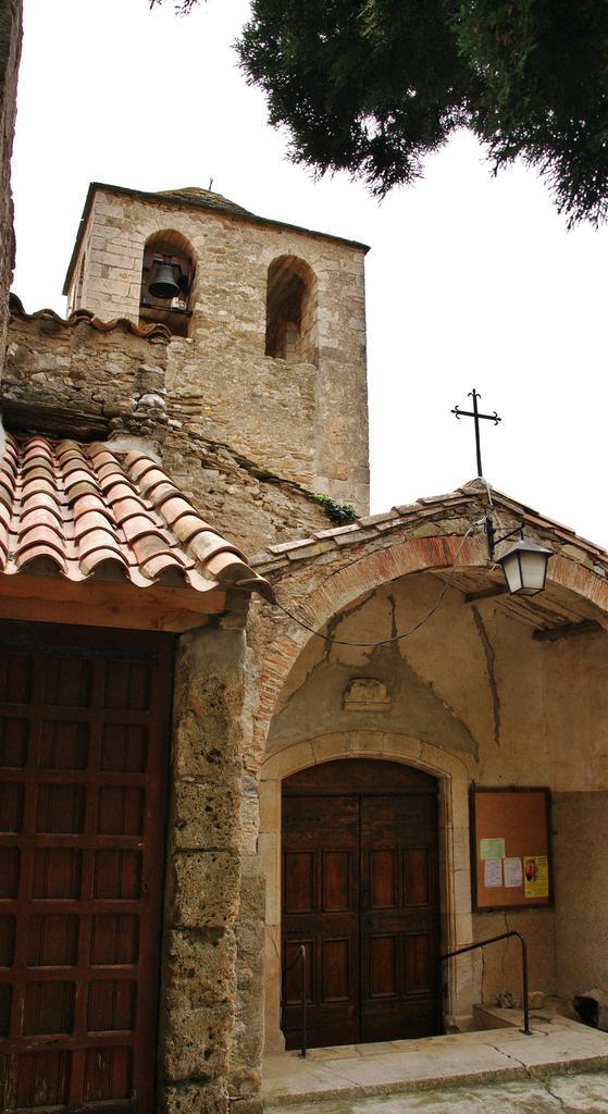 Eglise paroissiale Notre-Dame à La caunette.