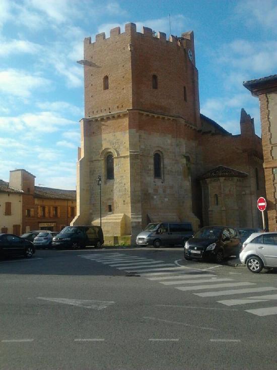 Eglise Saint-Pierre à Venerque.