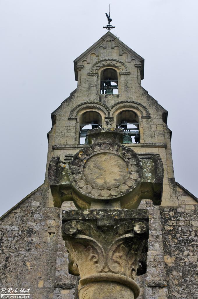Eglise Notre-Dame de l'Assomption à Mathieu.