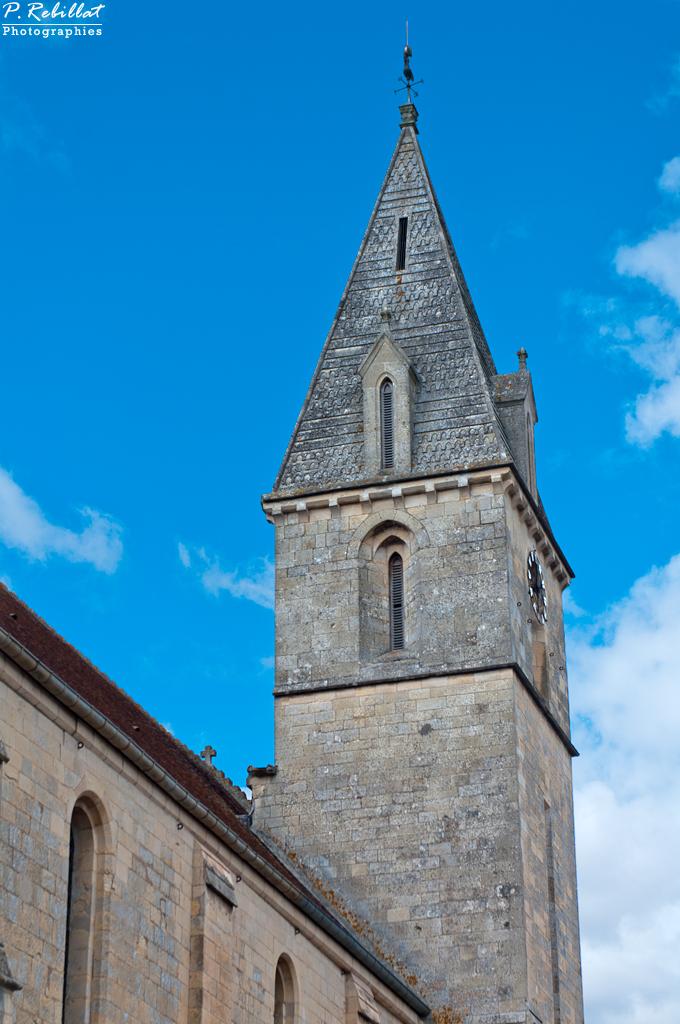 Eglise à St andre sur orne.