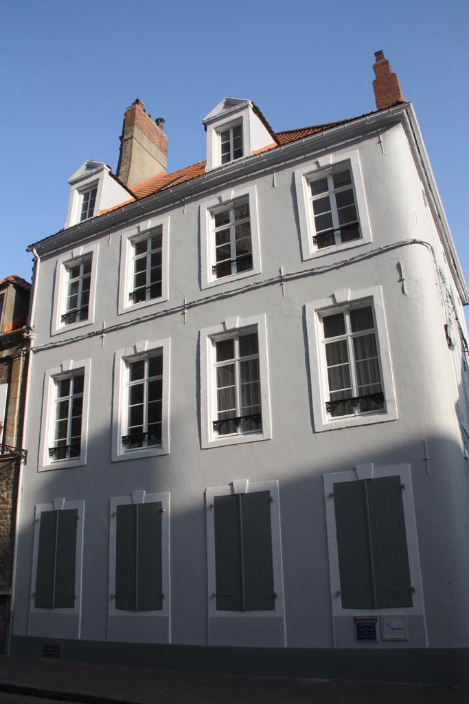 Maison 1 rue du Ch�teau � Boulogne sur mer Pas de calais.