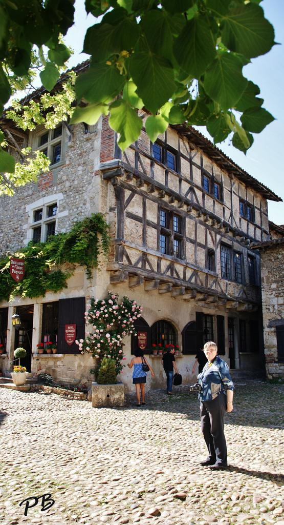 Hostellerie du Vieux Pérouges à Perouges.