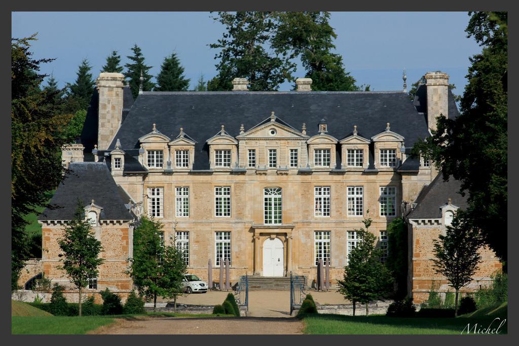 Château de la Motte à Acqueville.