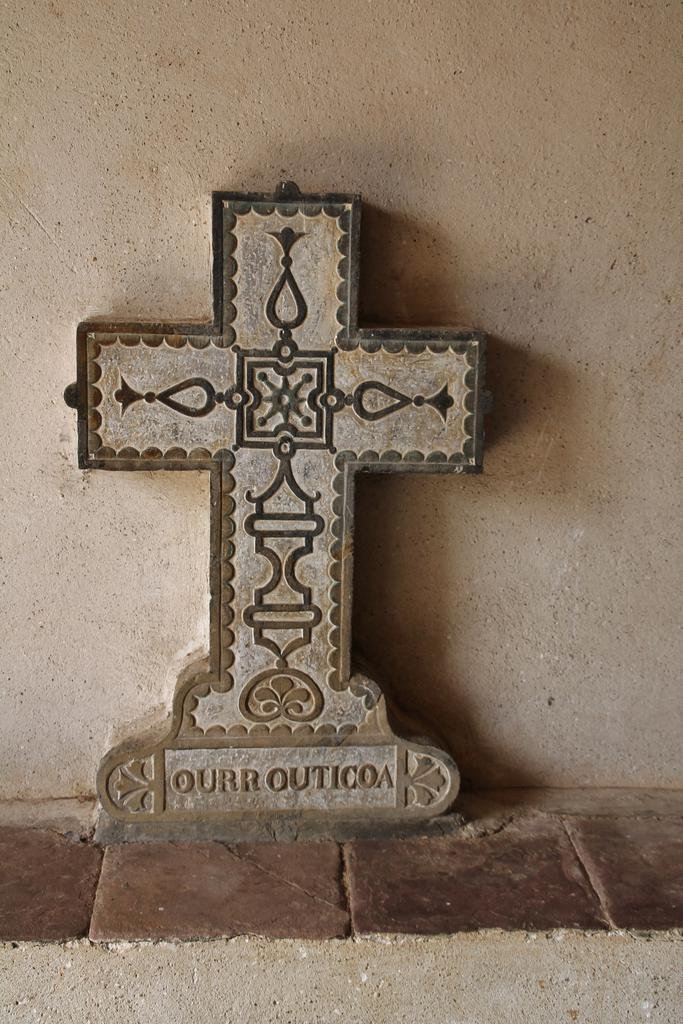 Church Saint-Cyprien, French Heritage monument to Mendionde.