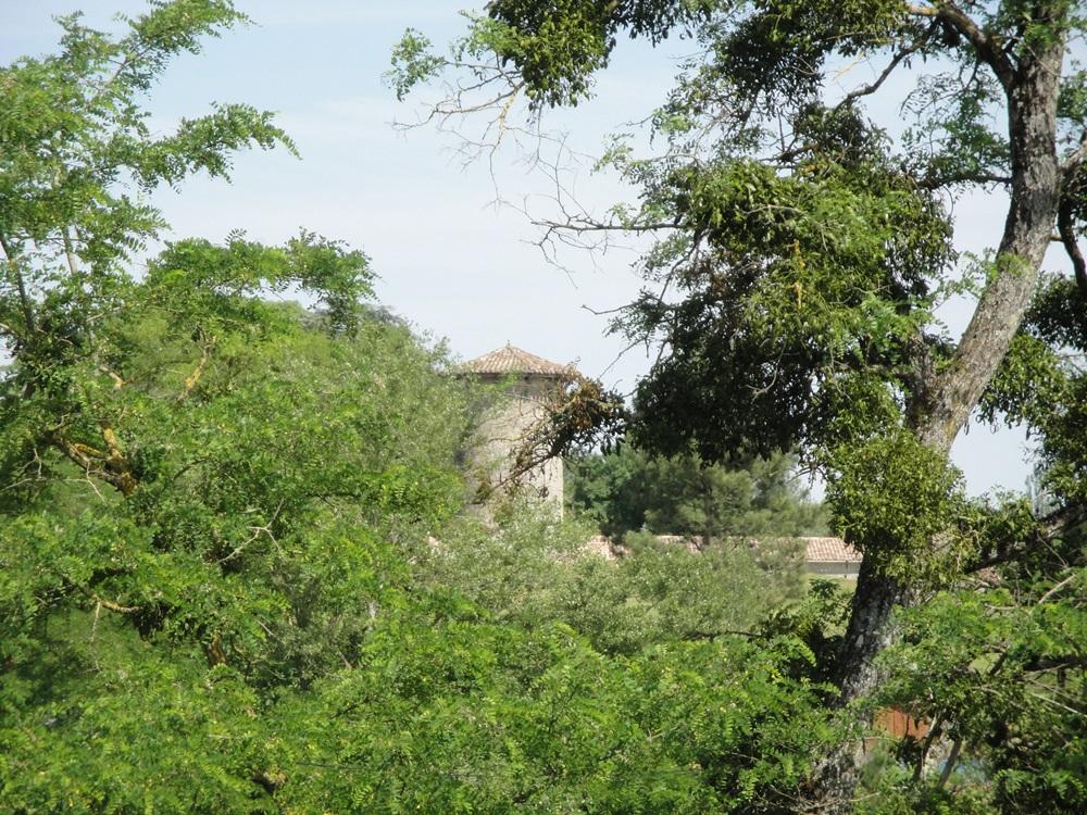 Moulin d'Auber à Beaupuy.