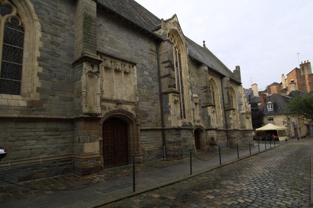 Chapelle Saint-Yves à Rennes.