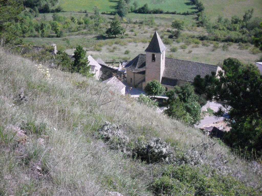 Eglise paroissiale Saint-Frézal à Grezes.