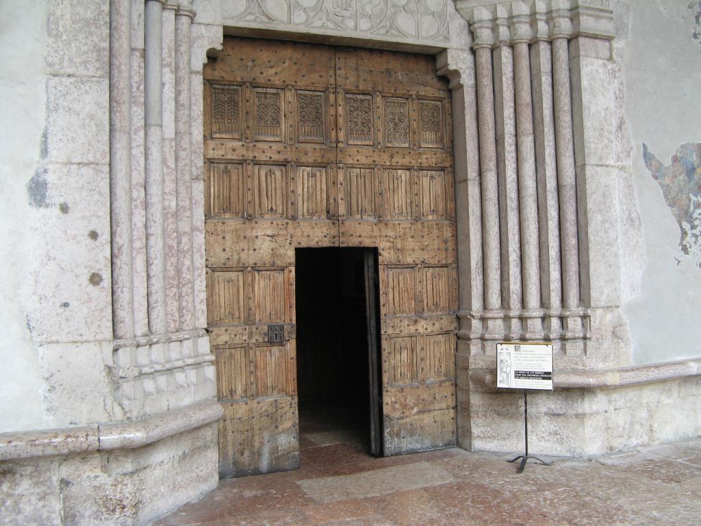 Eglise Notre-Dame de l'Aquilon à Guillestre.