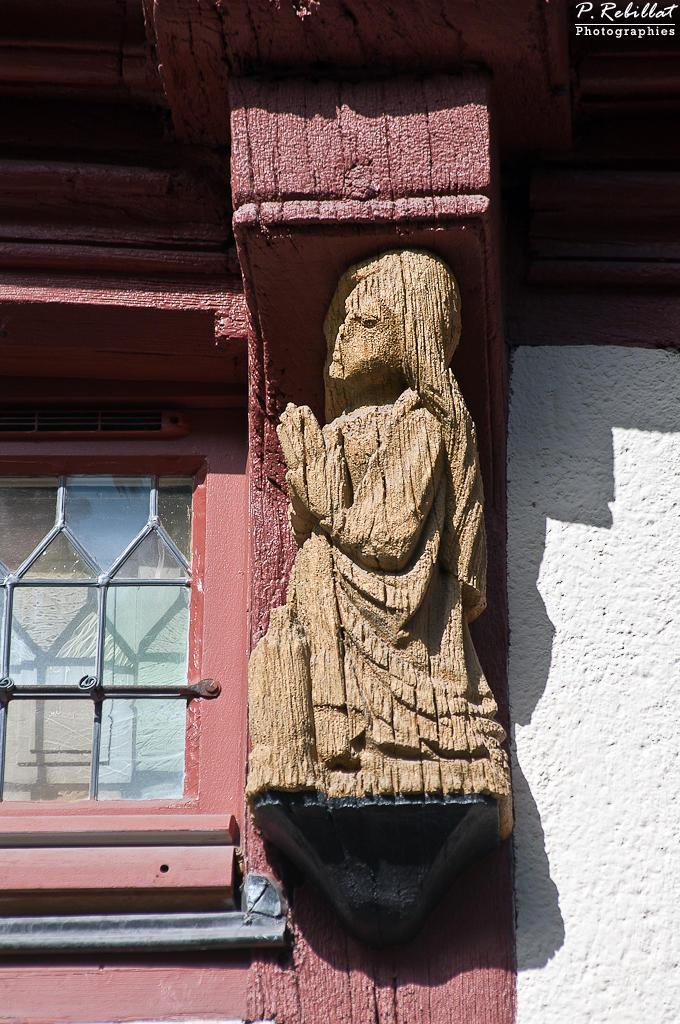 Maison dite de François Ier à Bayeux.