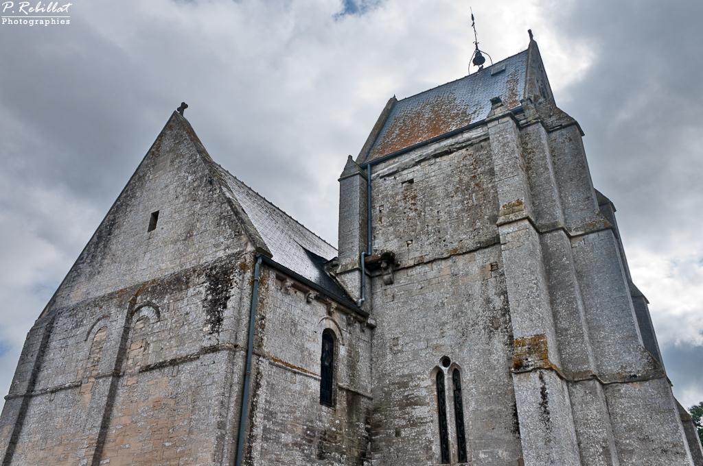 Eglise Paroissiale Saint-Martin à Tierceville.