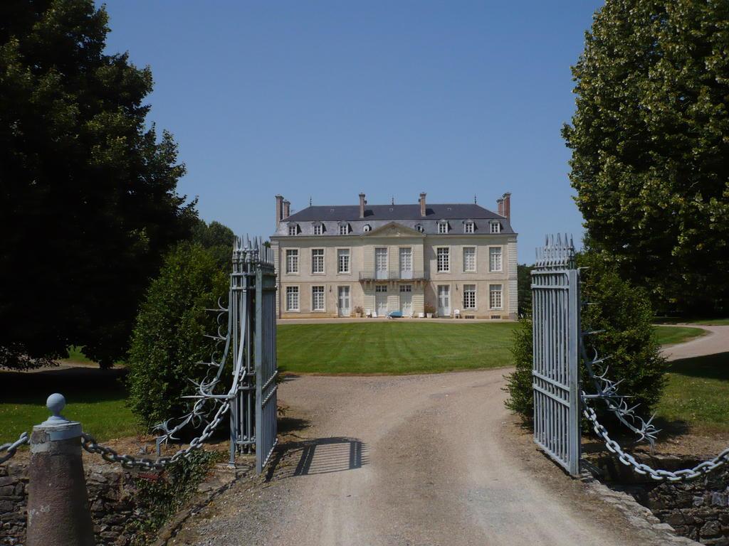 Château Le Lavouër à Neuvy en mauges.