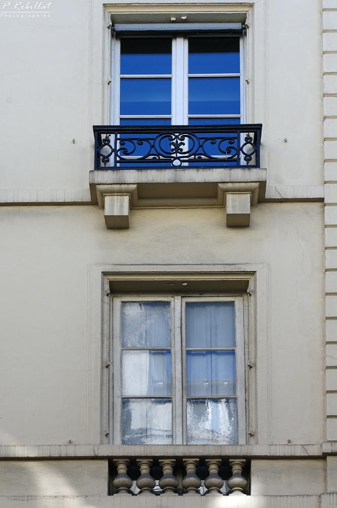 Immeuble 10 rue Monsieur le Prince à Paris 6eme arrondissement.