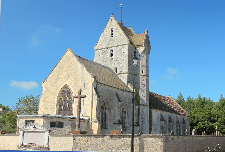 Eglise Paroissiale Saint Pierre à Versainville.