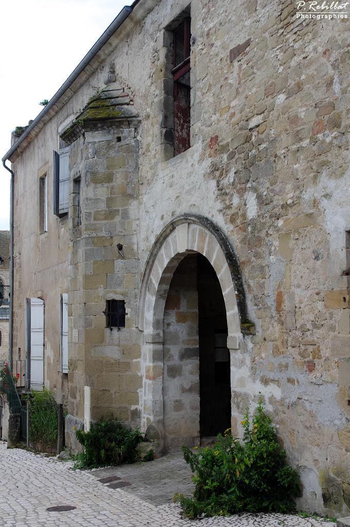 Le Château à Souvigny.