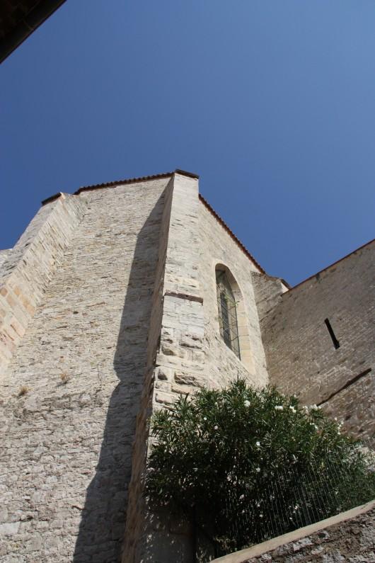 Eglise Saint-Paul à Hyeres.