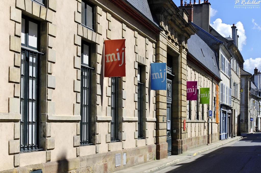 Hôtel de Mora à Moulins.