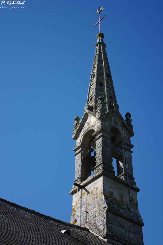 Chapelle de la Clarté à Combrit.