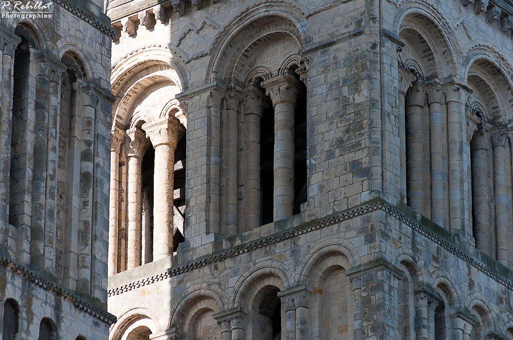 Abbaye aux Hommes à Caen.