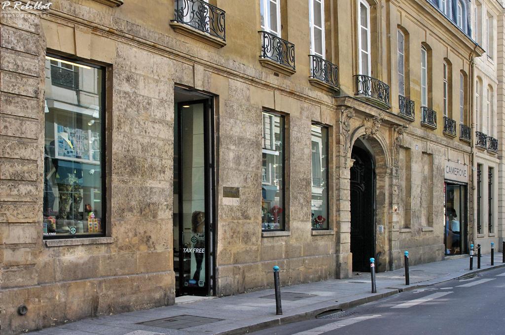 H tel de vieuville paris 6eme arrondissement paris for Agence immobiliere 6eme arrondissement paris