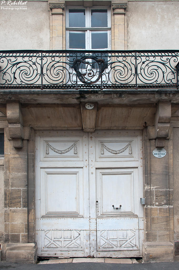 Maison 76 rue des Bouchers à Bayeux.