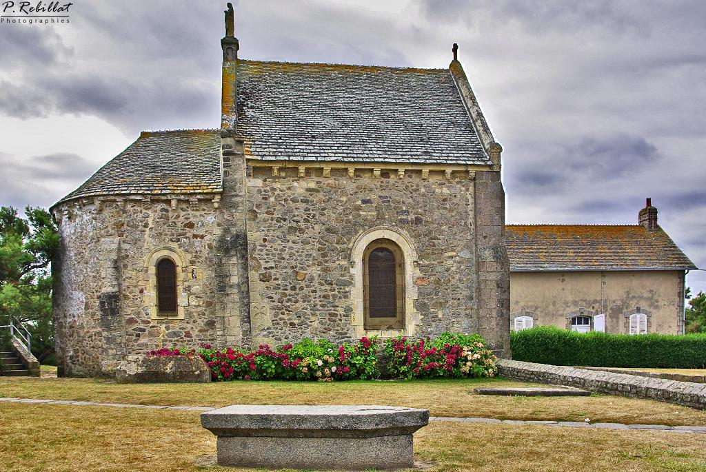 Chapelle des marins à St vaast la hougue.