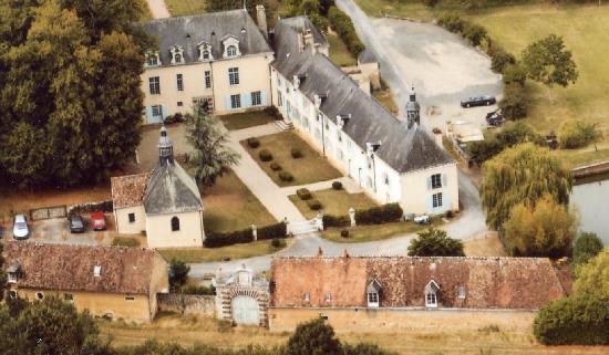 Château de la Sauvagère à Chemire le gaudin.