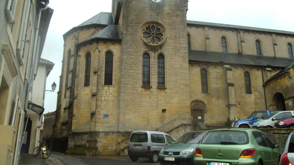(Former) Abbey, French Heritage monument to Gorze.