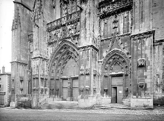 Eglise basilique de saint nicolas de port st nicolas de port meurthe et moselle - Basilique de saint nicolas de port ...