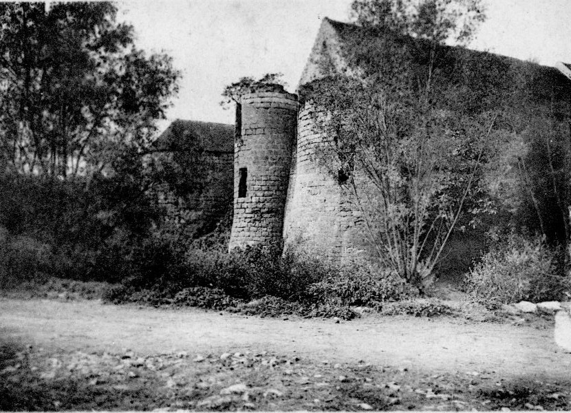 Old Castle, French Heritage monument to Bazoches sur vesles.