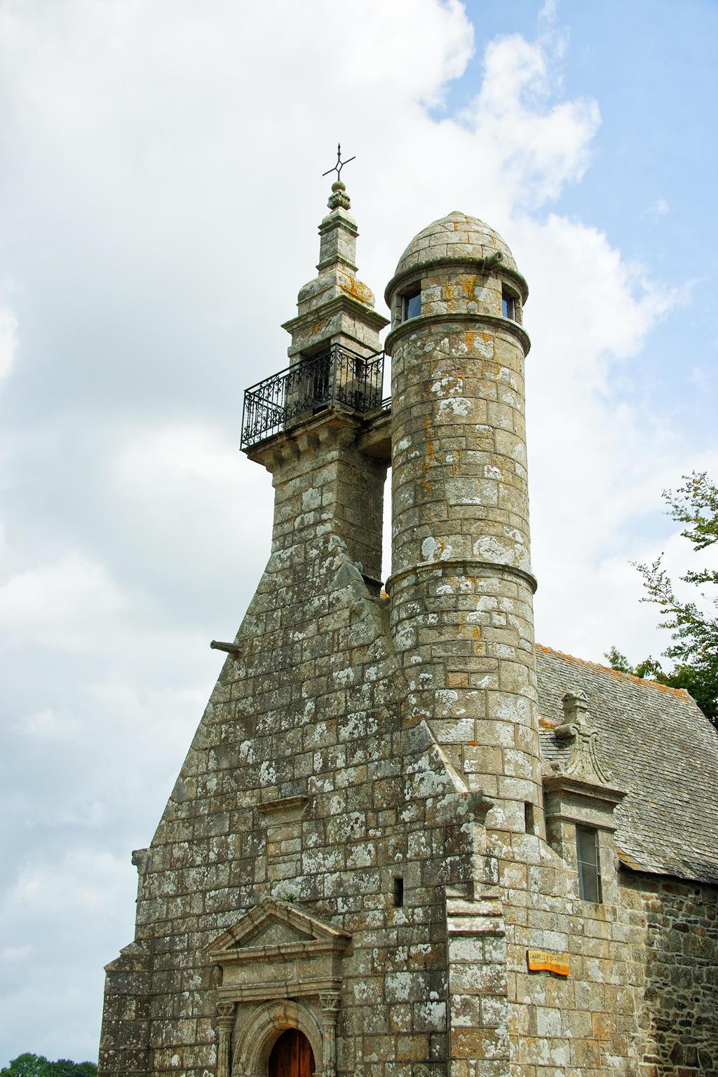 Chapelle Saint-Herbot à Ploulec h.