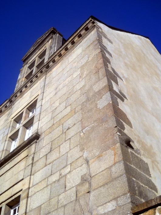 Pavillon Renaissance, French Heritage monument to La roche sur yon.