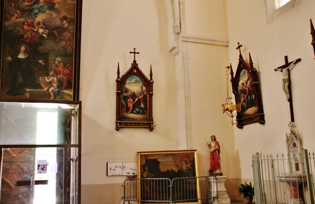 Eglise Paroissiale Notre-Dame-de-Miséricorde, Sainte-Agathe à Grillon.