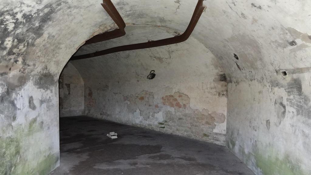 Fort of Alprech to Le Portel.