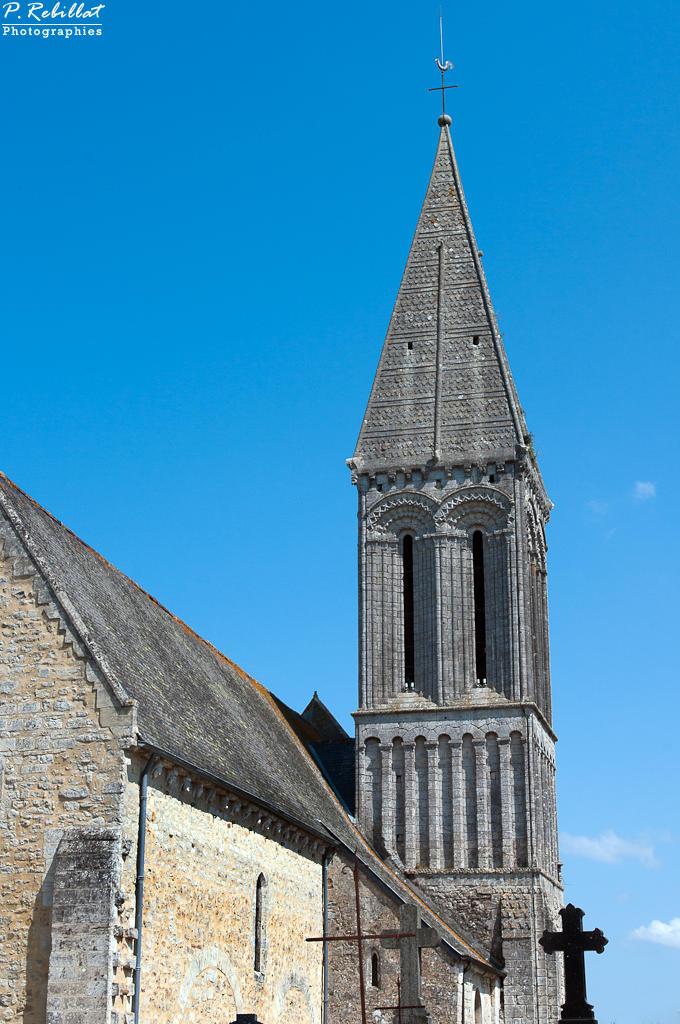 Eglise de Saint-Loup-Hors-Bayeux à Bayeux.