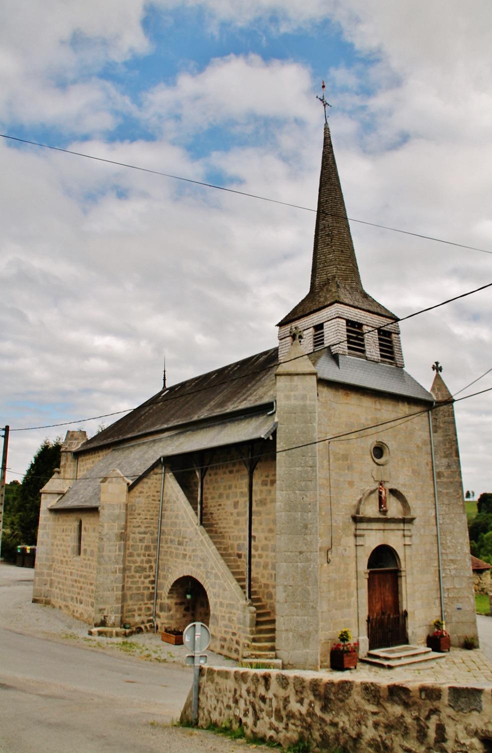 Eglise Paroissiale Saint-Pardoux à St pardoux d arnet.