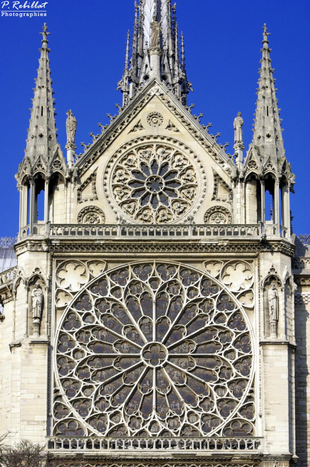 Cathédrale Notre Dame par Pascal-Jean Rebillat Photographies