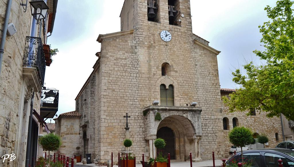 Parish Church, French Heritage monument to Magalas.